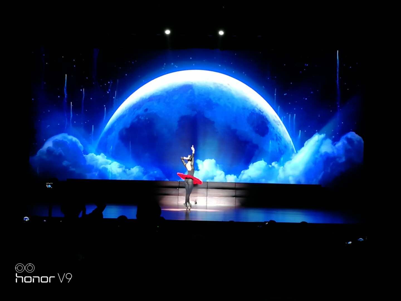 节目:魔术表演《梦幻芭蕾》